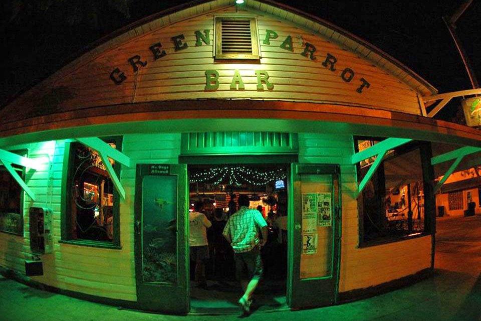 Green Parrot Bar Key West-main
