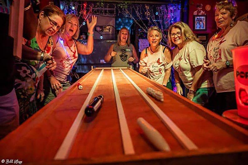 vibrator races-Mary Ellens Bar Restaurant Key West Florida