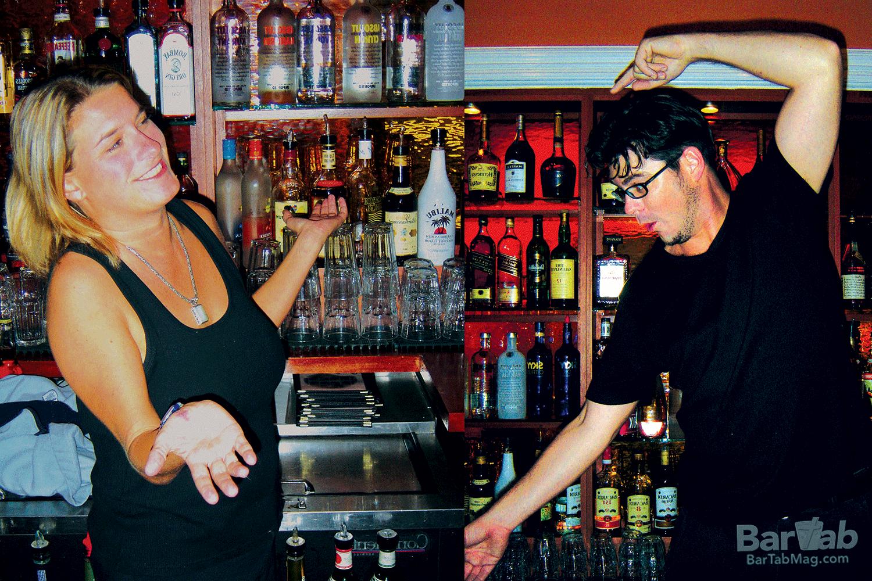 Cecil Witt and Nicole Schild, Bagatelle 2004-Key West BarTab-volume 2